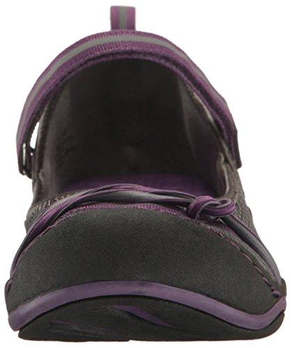 Misty Charcoal Jambu Walking Plum by Encore Shoe Women's JSport twA41