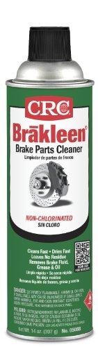 Brakleen® Non-Chlorinated Brake Parts Cleaners - 20-oz. brakleen brake pa [Set of 12]