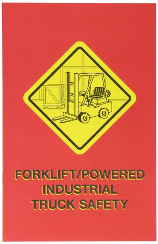 (MARCOM Forklift/Powered Industrial Truck Safety Employee Booklet (Pack of 15) )