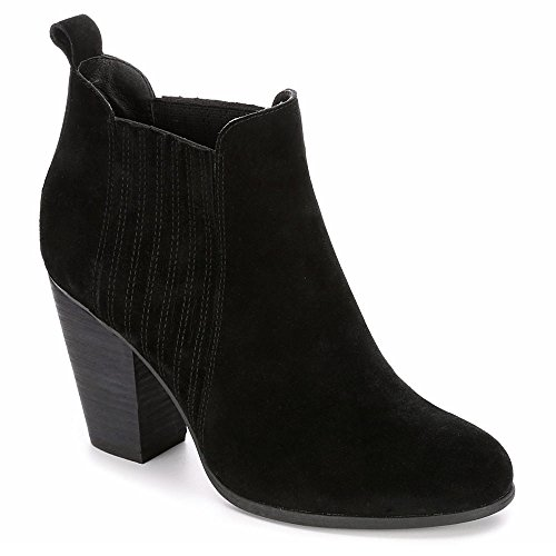 Michael By Michael Shannon Womens Austin Chelsea Bootie Shoes, Black, US 9.5