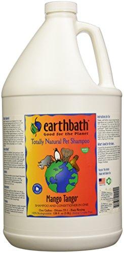 (Earthbath Mango Tango Concentrated Shampoo, 1-Gallon)