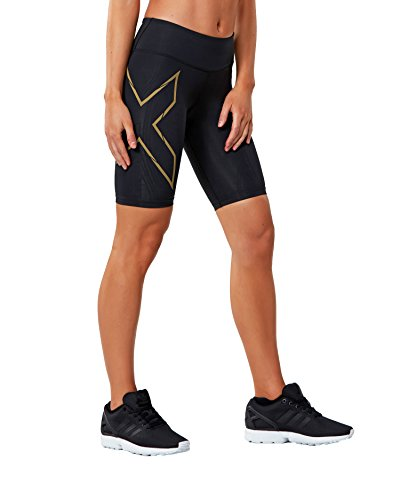 2XU Womens Mcs Run Compression Shorts