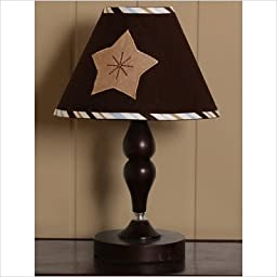 GEENNY Lamp Shade, Moon Star