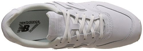 Sneaker Donna New White Bianco Balance Wr996 aHYPgw