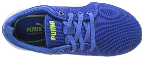 Carson Puma Baskets mode Runner mixte enfant Rouge Hdrqdwg