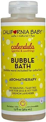 California Baby Bubble Bath - Calendula - 13 oz.
