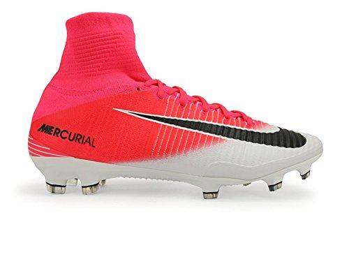 e781e179a Nike Kids Jr. Mercurial Superfly V FG Soccer Cleat (Sz. 4.5Y) Racer Pink