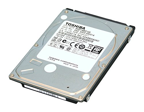 - Toshiba MQ01ABD 1 TB 2.5 Internal Hard Drive MQ01ABD100 SATA 5400RPM 1 Year Warranty (Renewed)