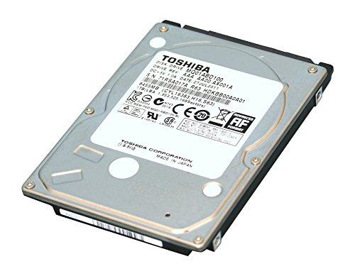 Toshiba MQ01ABD 1 TB 2.5 Internal Hard Drive MQ01ABD100 SATA 5400RPM 1 Year Warranty (Renewed) (Toshiba Hard Drive Replacement)