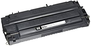 HP LaserJet 03A Black Print Cartridge C3903A in Retail Packaging