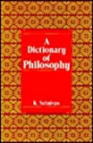 A Dictionary of Philosophy 9788170245186
