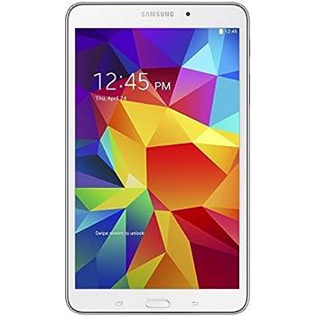 Samsung Galaxy Tab 4 SM-T330 8-Inch Tablet (16GB, White, WiFi) [Asia Version]