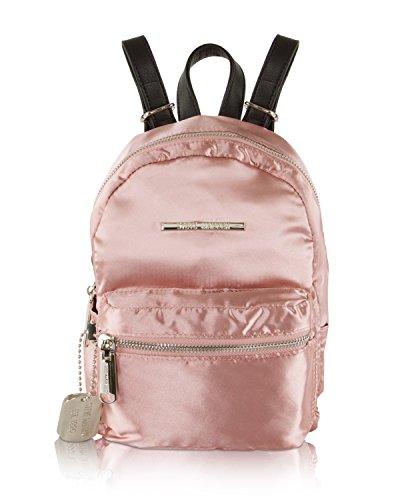 Steve Madden Bbailey Mini Backapck (Blush) (Satin Backpack)