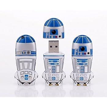 8GB R2-D2 Star Wars MIMOBOT USB Flash Drive