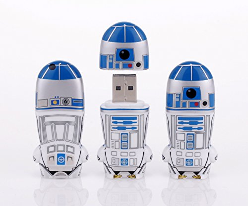 R2 D2 Star MIMOBOT Flash Drive product image