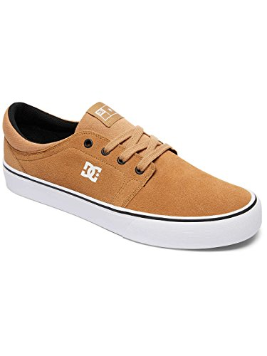 Zapatos DC Trase Super Suede - Core Skate Collection Timber
