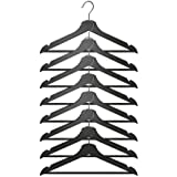 IKEA(イケア) BUMERANG ブラック 50217375 洋服ハンガー、ブラック