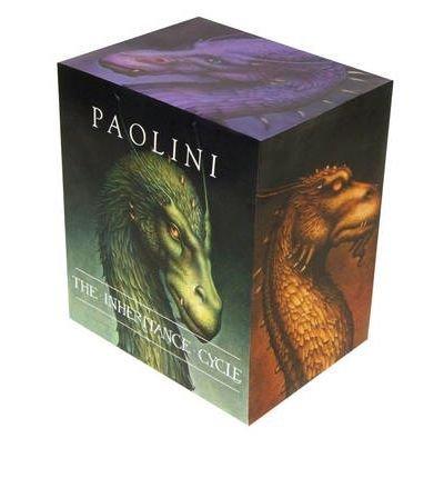 Hardback Boxed Set - (INHERITANCE CYCLE 4 BOOK BOXED SET) BY PAOLINI, CHRISTOPHER[ AUTHOR ]Hardback 11-2011
