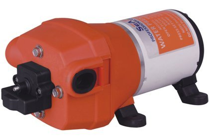 24v Pump - New RV / Marine 24 Volt DC / 24 V DEMAND Fresh Water Diaphragm Self Priming Pump 3.3 GPM 35 PSI by Seaflo