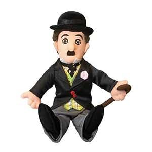 Charlie Chaplin Poco Pensador Peluche Doll