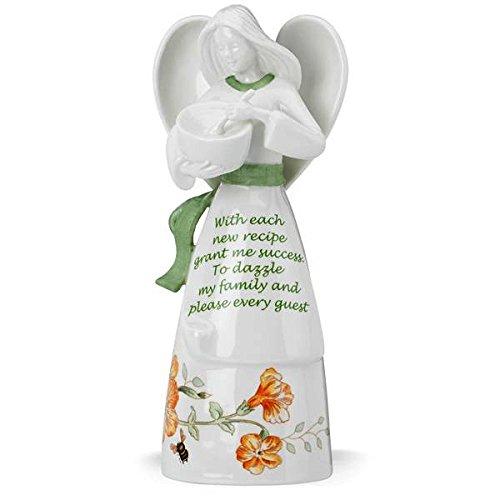 (Lenox Butterfly Meadow Success Angel Bell)