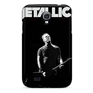 New Arrival Cases Specially Design For Galaxy S4 (metallica)