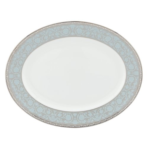 Lenox Westmore Oval Platter (Classic Platinum Platter Oval)