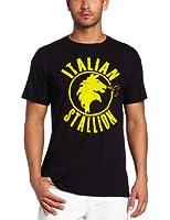 American Classics Men's Rocky Black Stallions T-Shirt