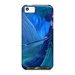 Iphone 5c Case Cover Huntress World Of Warcraft Case - Eco-friendly Packaging