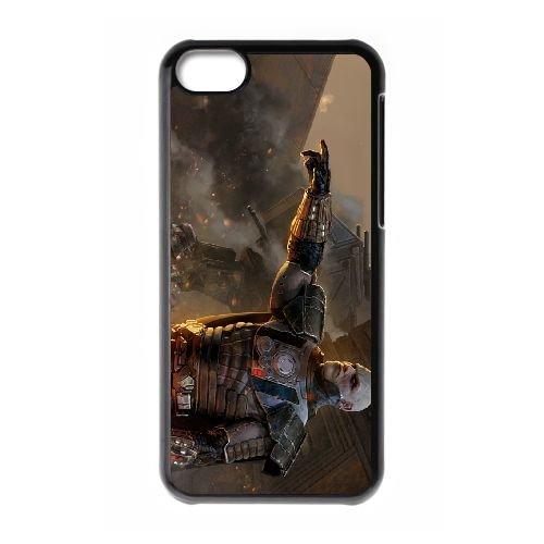 Star Wars The Old Republic 14 coque iPhone 5c cellulaire cas coque de téléphone cas téléphone cellulaire noir couvercle EEECBCAAN00501