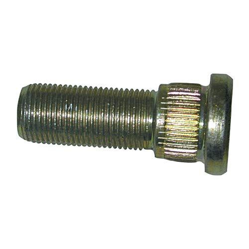 metrischer Netztyp 60 mm L/änge Radbolzen f/ür Deutz Gewinde M18x1,5