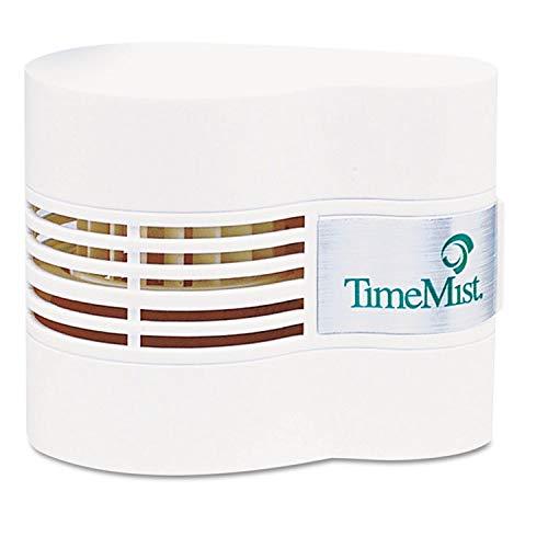 TimeMist Continuous Fan Fragrance Dispenser, 4-1/2 x 3 x 3-3/4, White - 1044385, (Pack of -