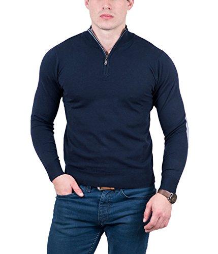 Blue 2 Cashmere Sweater - 2