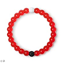 Lokai Red Limited Edition Bracelet - Size Small