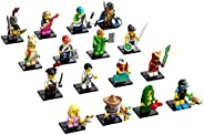 LEGO Minifigures Series 20 (71027) Building Kit (1 of 16 to Collect), featuring Characters to Collect and Add