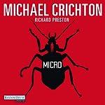 Micro [German Edition] | Michael Crichton,Richard Preston