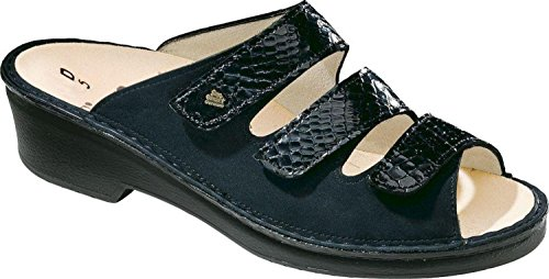 Sandalias Azul Finn Baltic azul Como Azul 4 Comfort 855qw0rP