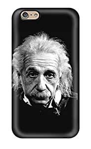 Hard Plastic Iphone 6 Case Back Cover,hot Wallpaper De Albert Einstein Case At Perfect Diy