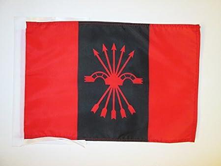 AZ FLAG Bandera de la FALANGE ESPAÑOLA DE Las JONS 45x30cm ...