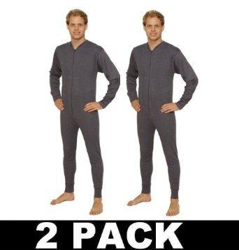 Markenqualität farblich passend Online gehen 2er Pack Octave Thermo Unterwäsche : Thermo Einteiler ...