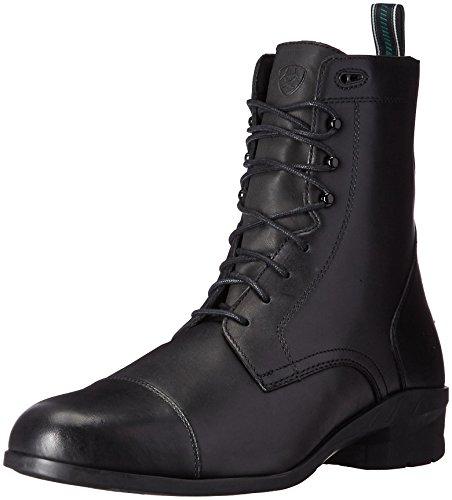 (Ariat Men's Heritage IV English Paddock Boot, Black, 9.5 D US)