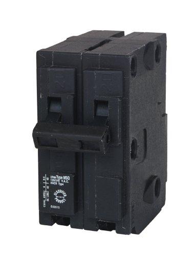 MP2125 125-Amp Double Pole Type MP-T Circuit Breaker Circuit Breaker 125 Amp
