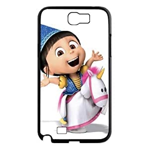 Despicable Me FG0004039 Phone Back Case Customized Art Print Design Hard Shell Protection Samsung Galaxy Note 2 N7100