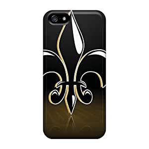 New New Orleans Saints Cases Covers, Anti-scratch Atv2867mLTL Phone Cases For Iphone 5/5s