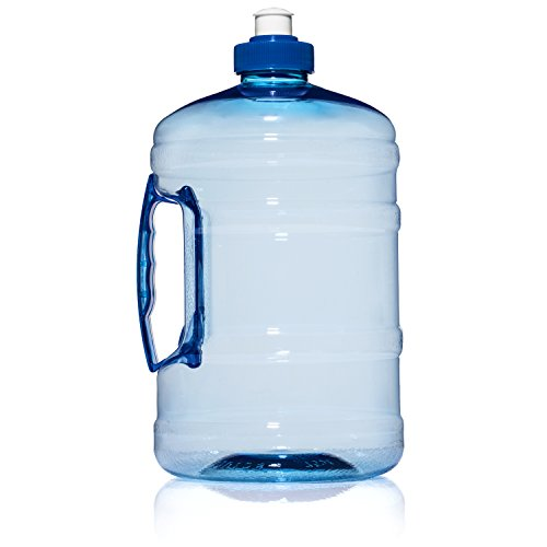 Sports Water Jug With Sports Cap 64 OZ Reusable Water Bottle BPA...
