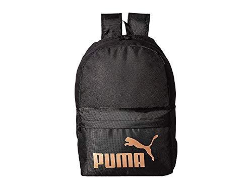 PUMA Women's Evercat Lifeline Backpack, black/gold, OS