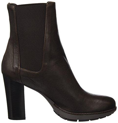 Fred de la BretoniereFred Chelsea Boot 9cm Absatz - Stivaletti Donna Marrone (Braun (Testa Di Moro))
