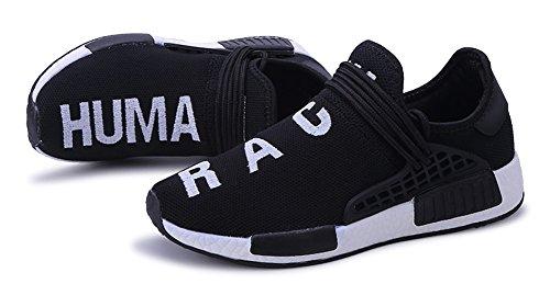 Image of JIYE Men's Running Shoes Women's Free Transform Flyknit Fashion Sneakers