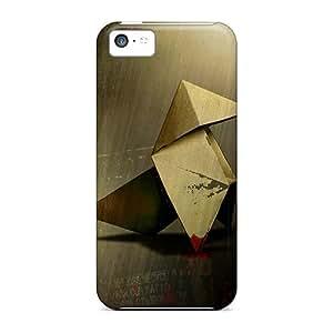 linJUN FENGChrisHuisman iphone 6 plus 5.5 inch Hybrid Cases Covers Bumper Heavy Rain Origami