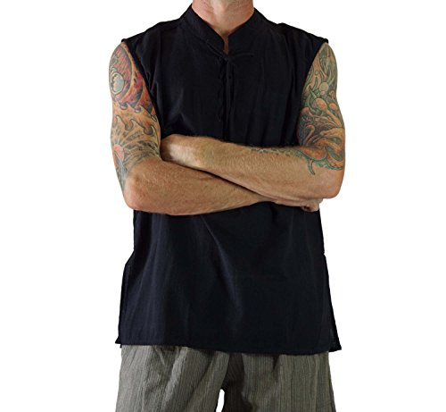 [Appler Men's ROGUE SHIRT Renaissance Clothing, Medieval Clothing, Green Pirate Shirt, Steampunk Costume, Pirate Costume, Viking] (Medieval Mens Costumes)